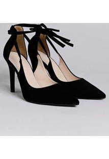Sapato Scarpin Feminino Bebecê Preto