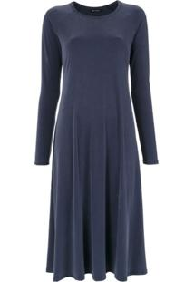 Uma | Raquel Davidowicz Vestido 'Mooca' - Azul