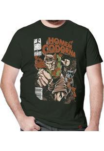 Camiseta Homem Codorna