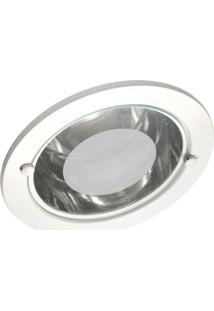 Luminária De Embutir Redonda Com Vidro M Startec & Co 147400025