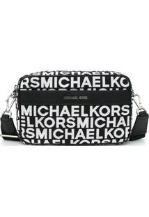 Bolsa Michael Kors Kenly Lg Pocket Preto