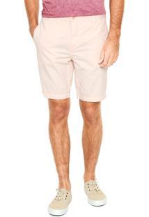 Bermuda Sarja Calvin Klein Jeans Chino Nude