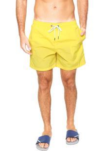 Bermuda Água Colcci Color Amarelo