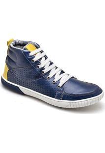 Sapatênis Top Franca Shoes Casual - Masculino-Marinho