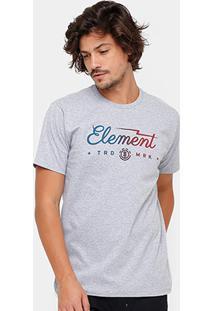 Camiseta Element Bolt Masculina - Masculino