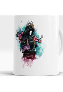 Caneca A Samurai E A Cerejeira