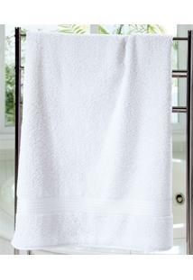 Toalha De Banho Prisma Liso Af1290 - Branco