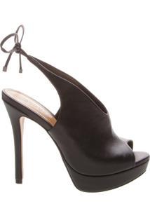 Sandal Boot Meia Pata Black | Schutz