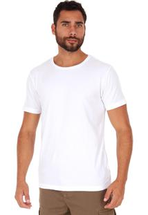 Camiseta Side Walk Camiseta Canguru Pixel Branco