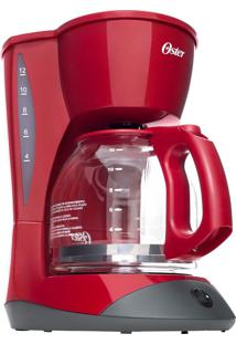 Cafeteira Red Cuisine Vermelho 900W Oster 220V