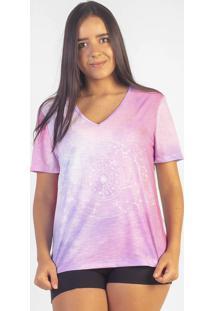T-Shirt Izib Básica Roxa