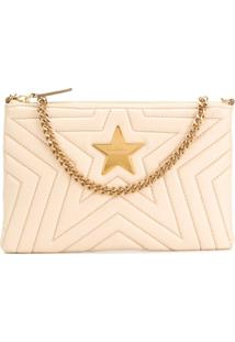 Stella Mccartney Clutch 'Stella Star' - Neutro