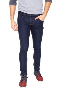 Calça Jeans Fiveblu Reta Azul