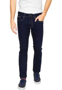 Calça Jeans Calvin Klein Jeans Skinny Comfort Azul