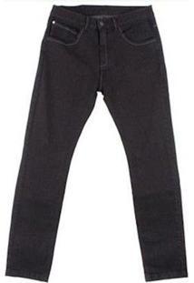 Calça Jeans Billabong Skinny Core - Masculino-Cinza