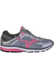 50a6703548019 Netshoes. Calçado Tênis Running Feminino Mizuno ...
