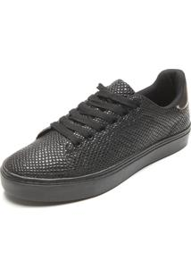 Tênis Dafiti Shoes Cobra Preto