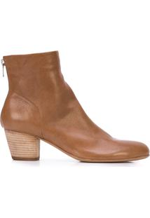 Officine Creative Ankle Boot Jeannine - Marrom