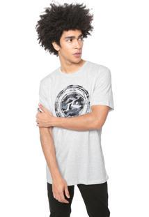 Camiseta Rusty Especial Camo Cinza