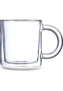 Caneca Classic Clear- Incolor- 380Ml- Spicym.Cassab