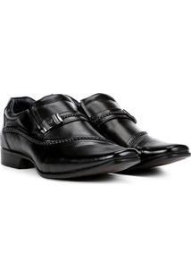 Sapato Social Couro Rafarillo Las Vegas - Masculino