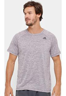 Camiseta Adidas D2M Ht Masculina - Masculino