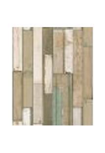 Papel De Parede Adesivo Decoração 53X10Cm Bege -W22012