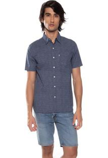 Camisa Levis Short Sleeve Sunset One Pocket - L