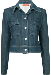 Manning Cartell Jaqueta Jeans - Azul