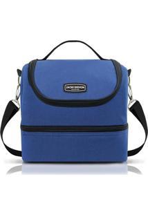 Bolsa Térmica Jacki Design Tam. G Lisa Ahl16017-Az Azul T Un