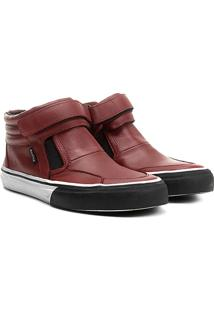Tênis Couro Redley Ir Angels Leather - Masculino