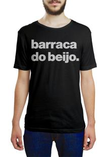 Camiseta Hunter Barraca Do Beijo Preta
