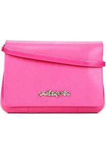 Bolsa Petite Jolie One Alça Ajustável - Feminino-Pink