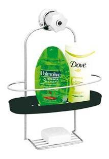 Porta Shampoo De Encaixe Metaltru Jumbo Bolha
