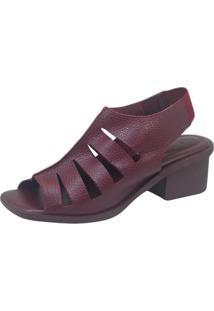Sandália S2 Shoes Taís Vinho