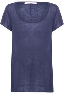 Blusa Feminina Amansara - Azul