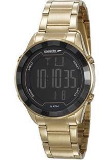 Relógio Speedo Sport Feminino - Feminino-Dourado