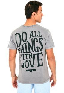 Camiseta Kahú Guardians Do With Love - Masculino
