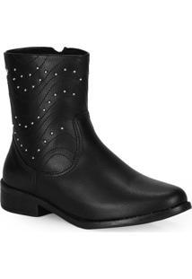 Ankle Boots Infantil Pampili Safira