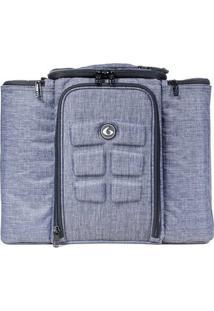 Bolsa Térmica Six Pack Innovator 500 - Cinza - Unissex-Jeans