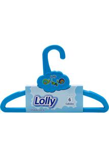 Kit Cabides Zoo Lolly Baby Azul