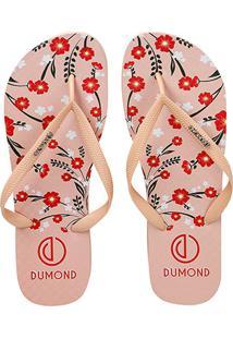 52ae1c23c Chinelo Dumond Estampado Logo Feminino - Feminino