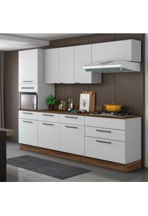 Cozinha Compacta Exclusive I 8 Pt 5 Gv Branca