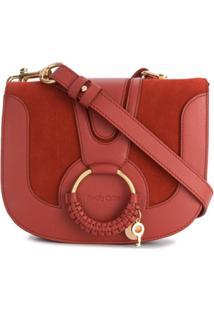 See By Chloé Hanna Crossbody Bag - Vermelho