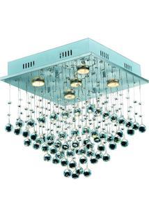 Plafon Arquitetizze Orion Gu10 Bivolt Transparente