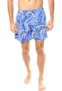 Bermuda Vr Coqueiros Azul