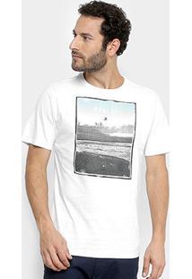 Camiseta Hurley Silk Sted Fast Masculina - Masculino