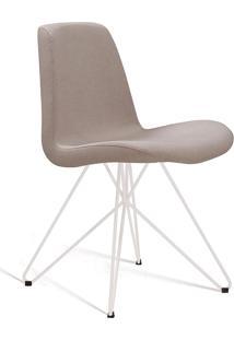 Cadeira Eames Butterfly T1073-Daf Mobiliário - Bege