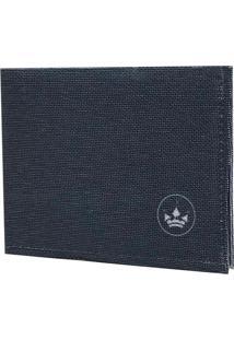 Carteira Super Slim Hosh Wear Black & Pixels Colorida