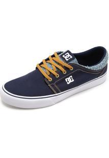 Tênis Dc Shoes Trase Tx Se Azul-Marinho